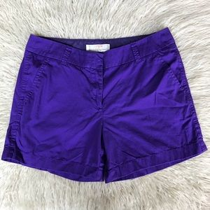 J.crew Chino broken In shorts size 4